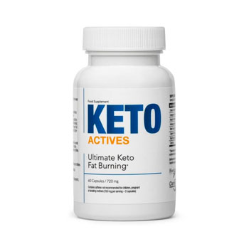 keto actives product image